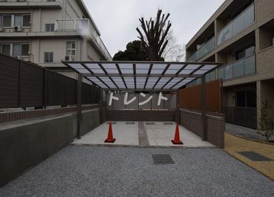 【エントランス】ガーデンビレッジ小石川
