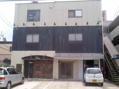 【外観】すし雅2階店舗