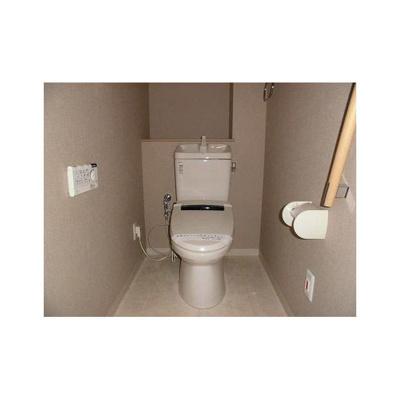 ライオンズ幕張レジデンスのトイレ