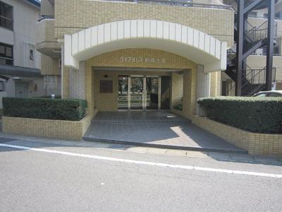 【エントランス】ダイアパレス前橋大友町