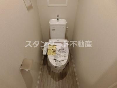 【トイレ】アーバネックス中崎町