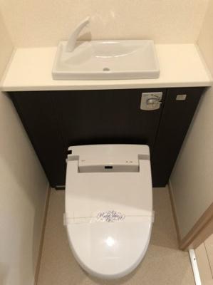【トイレ】ブリリアント テラス