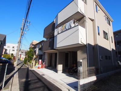 相鉄線「和田町」駅より徒歩約3分の通勤通学に便利な立地です。