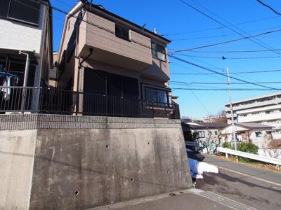 【外観】保土ヶ谷区岩井町 中古戸建