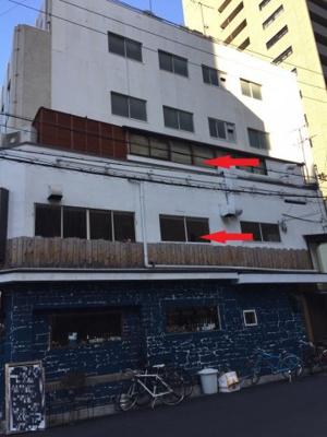 大阪市中央区淡路町 外観