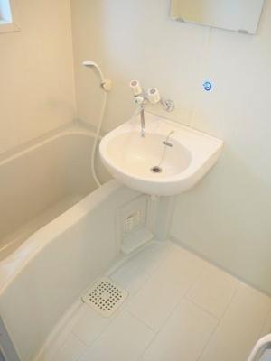 【浴室】フローラFUJI