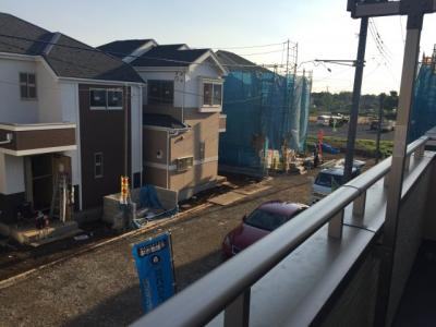 【展望】さいたま市緑区三室 高台地盤良好新築分譲住宅全8棟・残1棟