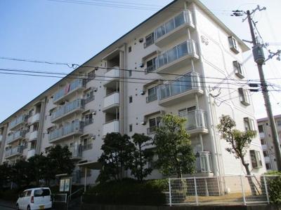 【外観】名谷20団地96号棟