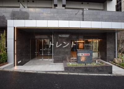 【エントランス】ディールーム早稲田【D-room早稲田】