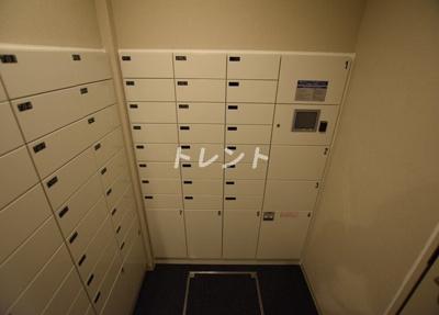 【その他共用部分】ディールーム早稲田【D-room早稲田】