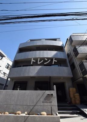 【外観】ISHITETSU神楽坂【イシテツ神楽坂】
