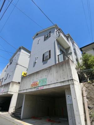 小田急線「新百合ヶ丘」駅より徒歩7分!楽器OK!楽器が弾けちゃうアパートです♪音大生の方にもおすすめです☆