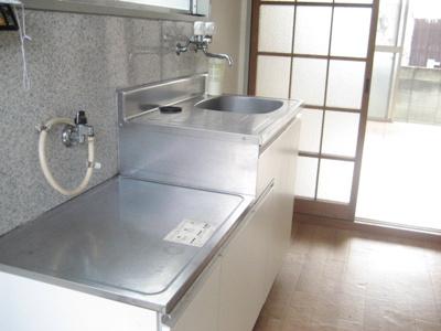 【キッチン】江原パークハイツ
