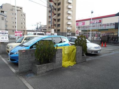 【外観】増田駐車場(服部西町2丁目)