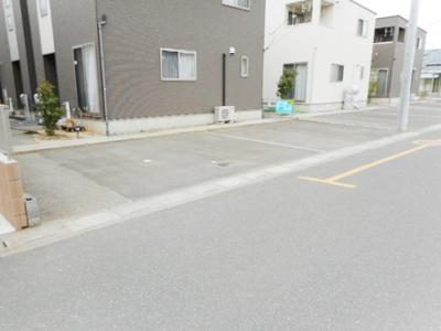 【駐車場】緑台ロータスS