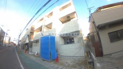 【外観】クリエオーレ南上小阪