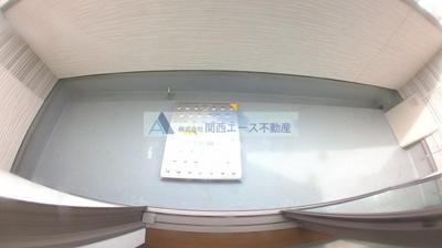 【バルコニー】クリエオーレ南上小阪