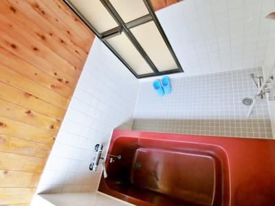【浴室】楽氣邸千沢貸家