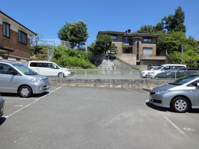 【外観】細川第二駐車場