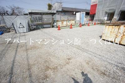 【駐車場】メゾン ドゥ シュシュA