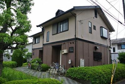 ブルーライン「中川」駅より徒歩6分の好立地!楽器OK♪ペットOK☆人気のテラスハウスです☆