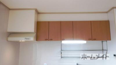 【キッチン】ウエストハイツP1