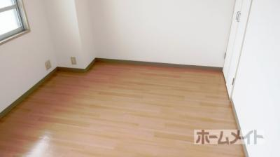 【洋室】ウエストハイツP1