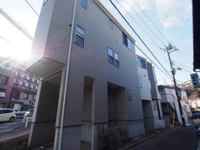 【外観】保土ヶ谷区瀬戸ケ谷町全2棟 新築戸建
