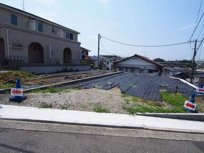 【外観】保土ヶ谷区岡沢町全2区画 土地
