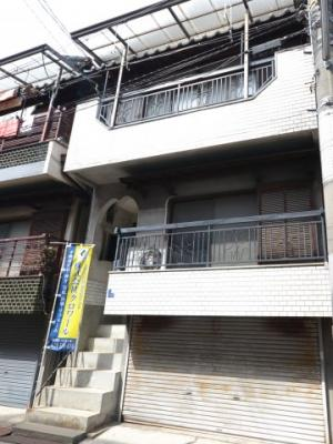 【外観】大阪市西成区津守 中古戸建