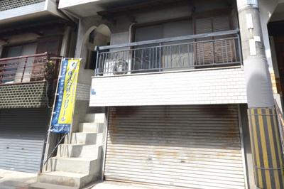 【駐車場】大阪市西成区津守 中古戸建