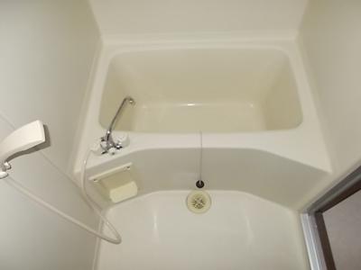 【浴室】セントラルハイツ五才美