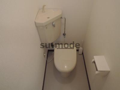 【トイレ】ハヤシハイツ