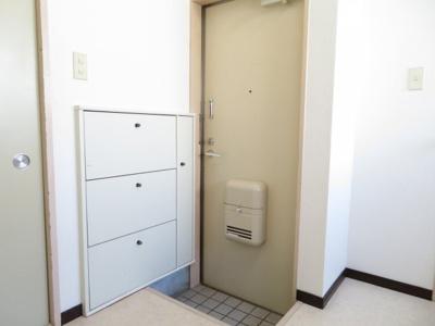 【玄関】メイプルタウン1