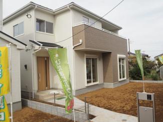 南道路の日当たりサンサン住宅です ☆彡 施工例