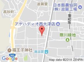 【地図】コーポセシリア
