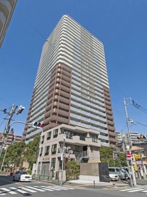 【外観】ライオンズステージ府中タワー 28階部分