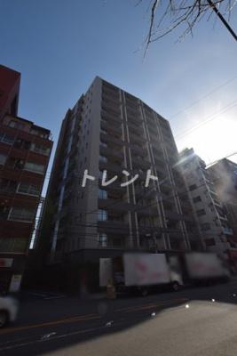 【外観】ザパークハウス山吹神楽坂