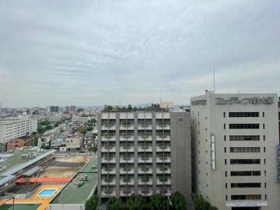 【展望】コンフォリア新大阪