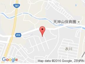 【地図】サニーヒルズB