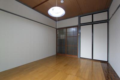 【洋室】白萩ハイツ