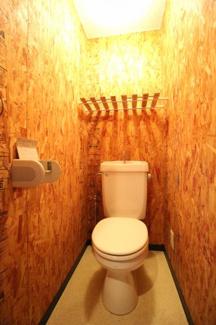 【トイレ】チコレジデンス