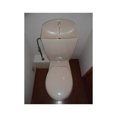 メゾンドアンジュのトイレ