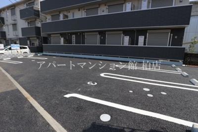 【駐車場】アステールピュールK