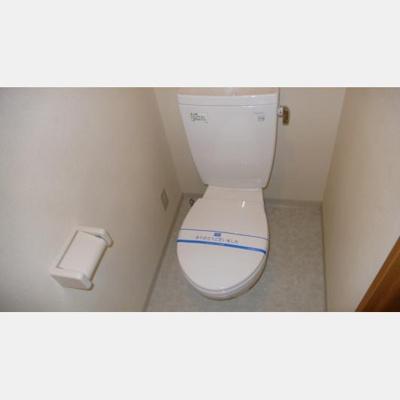 【トイレ】プランソレイユ