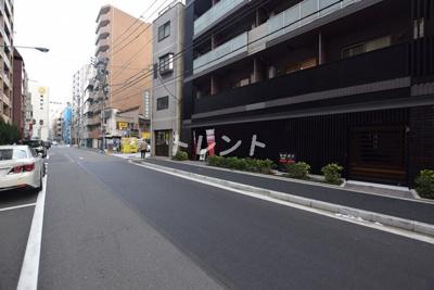 【周辺】ザパークハビオ日本橋小伝馬町
