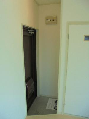 【玄関】メゾングレイン