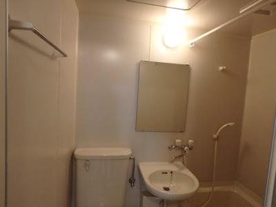【浴室】アペックスハイツ・ユニ