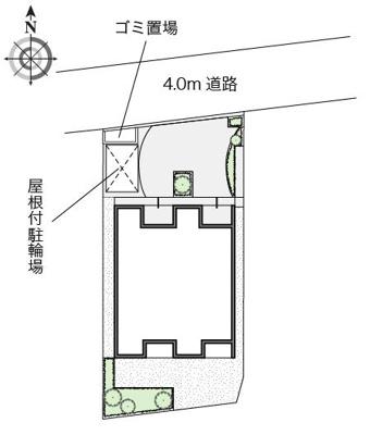 【地図】レオネクストクリサンス