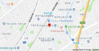 【地図】グランドソレイユ